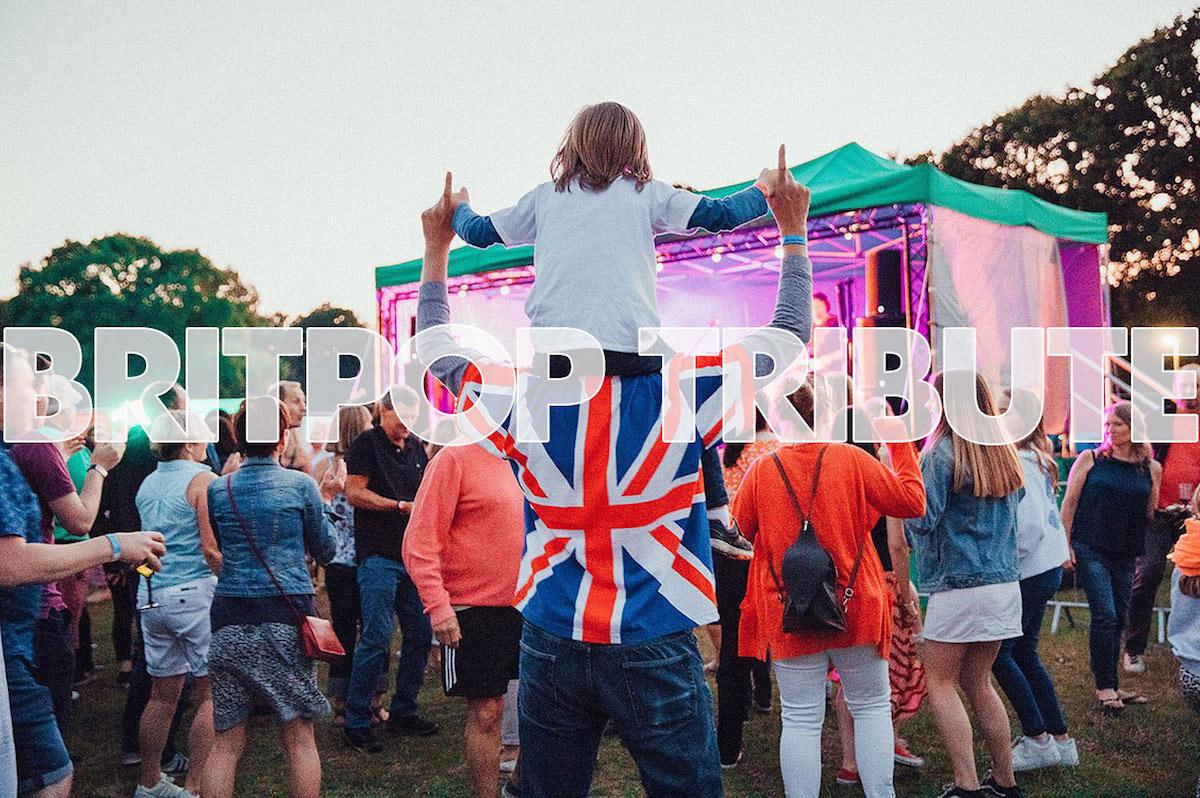 Britpop Tribute Band