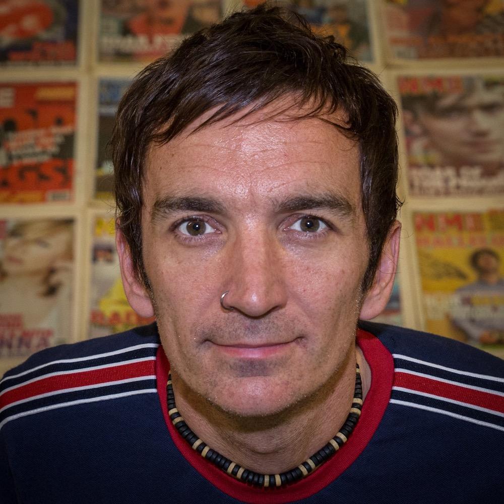 Andrew Starkey Britpop Artist