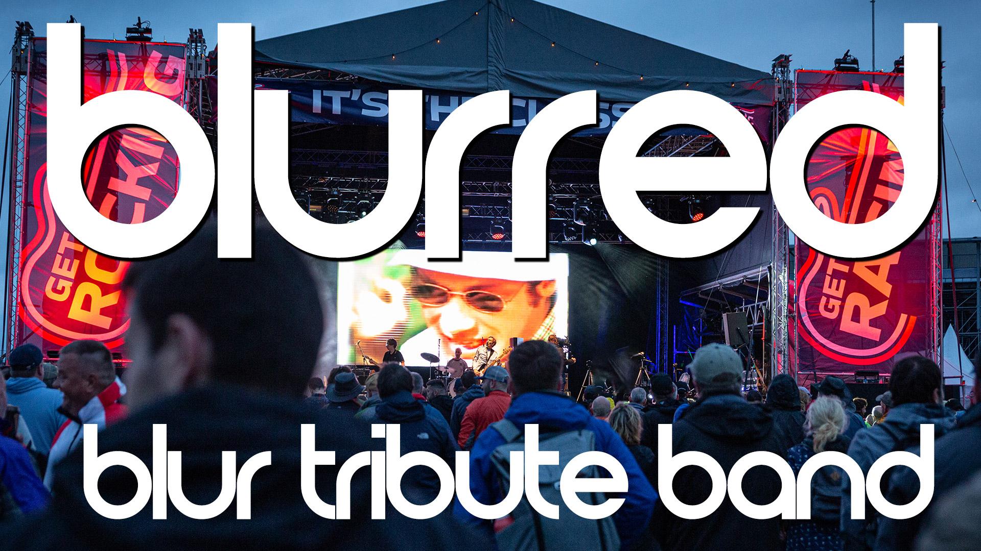 Blurred Blur Tribute Band