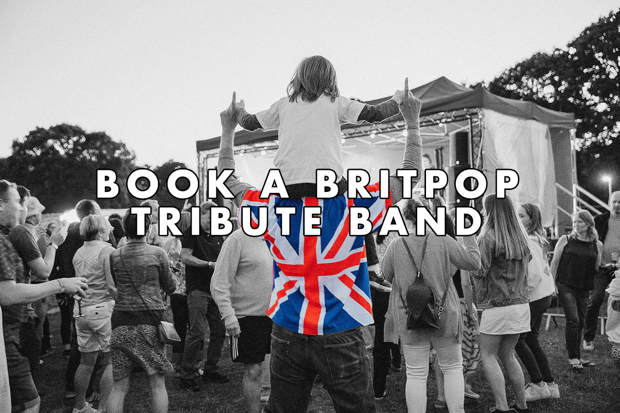 Book A Britpop Tribute Band