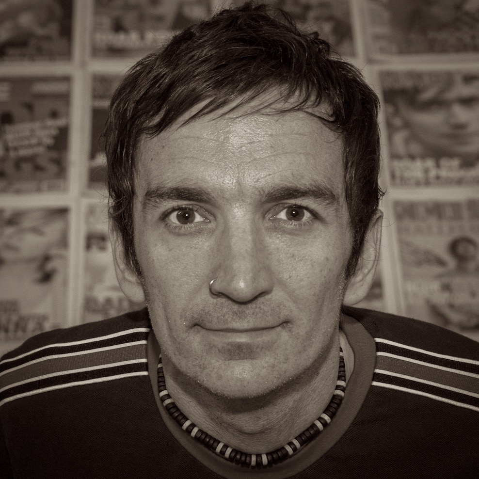 Britpop Musician Andrew Starkey