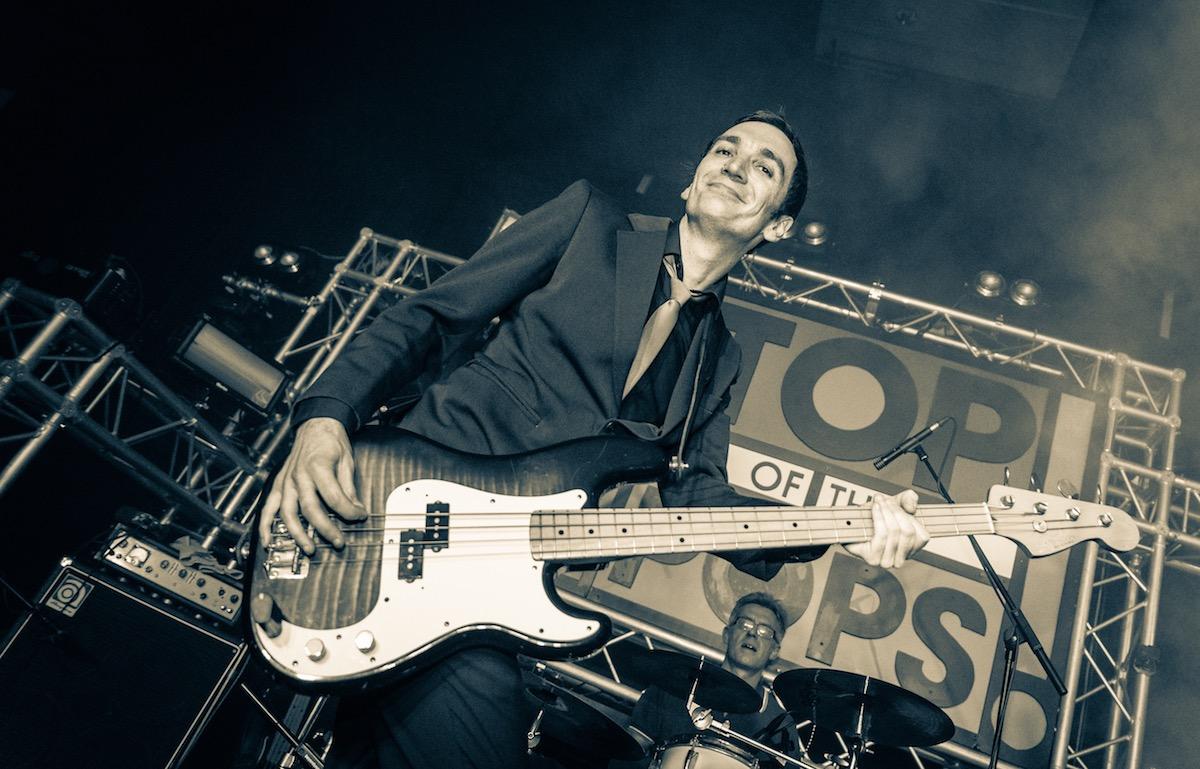 Britpop Musician Andy Starkey