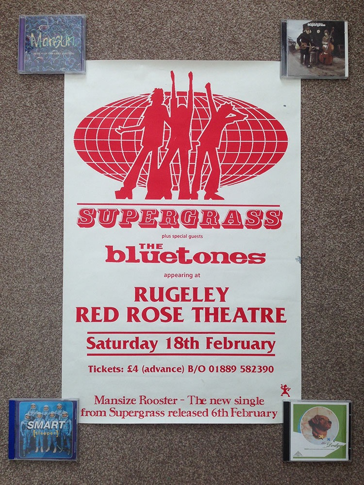 Supergrass Tribute