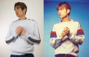 Andy Starkey Damon Albarn Beetlebum