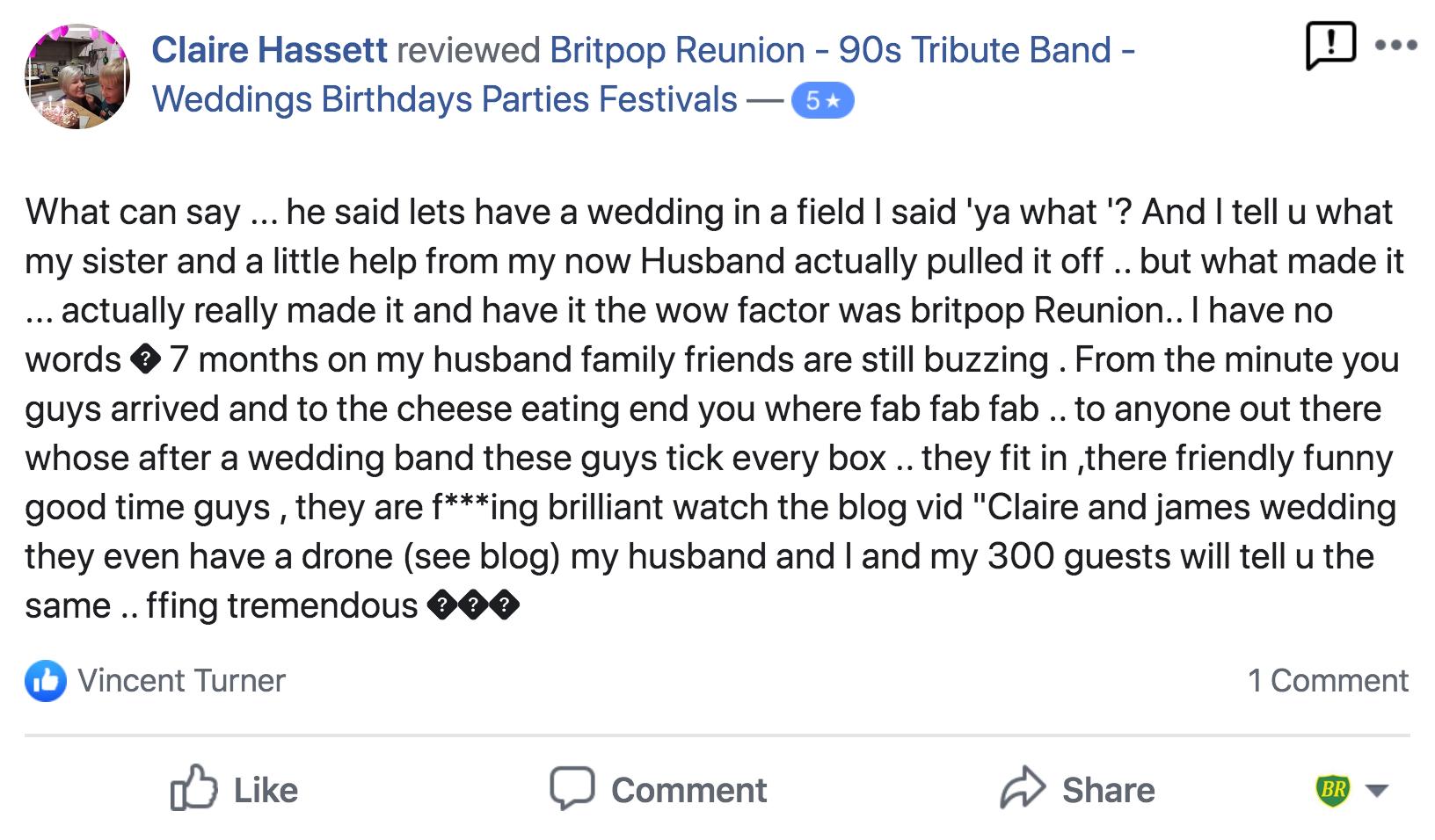 Britpop Review