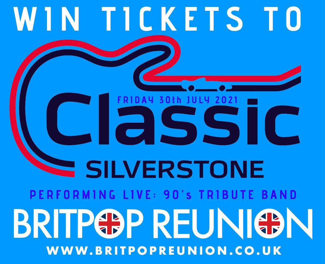 Silverstone Classic 90s Tribute Band Festival