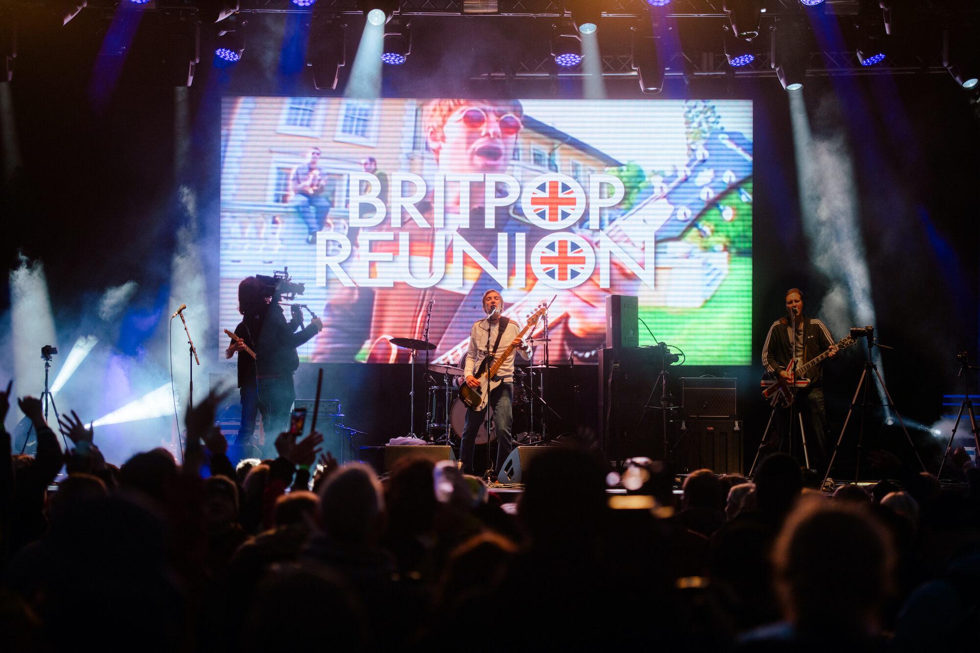 90's Tribute & Britpop Tribute Band